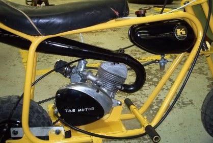 Keystone Minibike