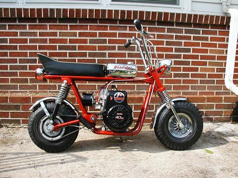 Rupp Minibikes