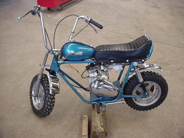 Speedway Minibike