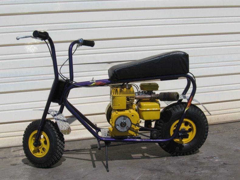 Bonanza Minibikes